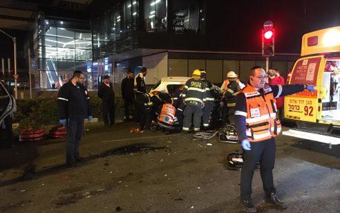 גבר כבן 32 נפצע קשה בקטטה בנצרת עלית