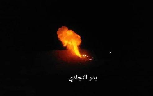 כוחותינו תקפו עמדה של כוח הריסון של חמאס – מספר מחבלים נפצעו בתקיפה