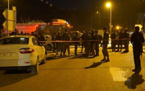 ערבי נהרג באזור בקעת הירדן לאחר שניסה להימלט וסיכן את הכוחות