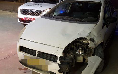 רוכב אופנוע כבן 19 נפצע קשה בתאונה בכפר דבוריה
