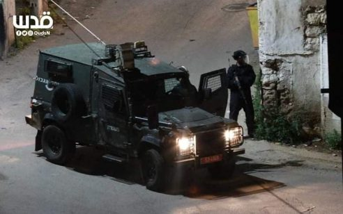 הלילה נעצרו חמישה מבוקשים פעילי טרור
