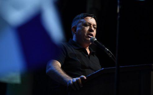 """יו""""ר מפלגת העבודה אבי גבאי הודיע על פרישתו מהחיים הפוליטים"""