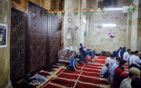 חרף הצהרות נתניהו: הוואקף חונך את המסגד בשער הרחמים