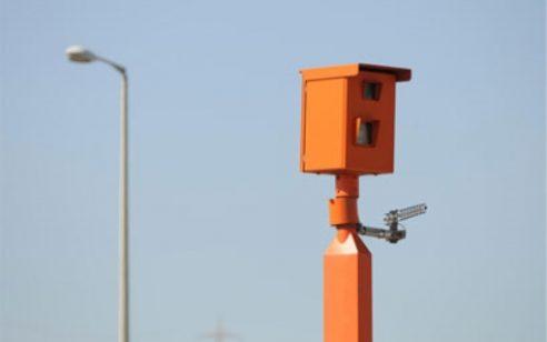 מצלמות המהירות חוזרות לאכוף עבירות תנועה