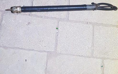 """בתם מרדף רגלי סמוך לרהט נעצרו 2 קטינים בחשד להחזקה ושימוש באמל""""ח לא חוקי"""