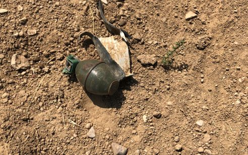 ארבעה מחבלים חמושים בסכין ורימון נתפסו כשניסו לחדור מדרום עזה לשטח ישראל
