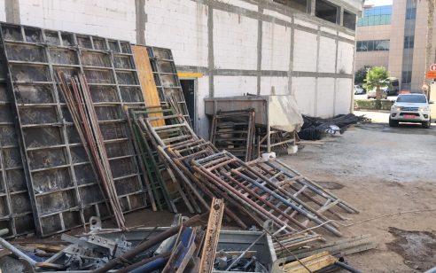 פועל בן 32 נפל מגובה באתר בנייה בחיפה – מצבו בינוני