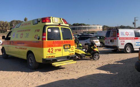 נקבע מותו של גבר בן 66 שטבע בחוף כושי במכמורת