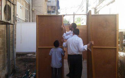 שתי אצבעות של ילד בן 9 נקטעו ממסור דיסק במהלך בניית סוכה באלעד – מצבו בינוני