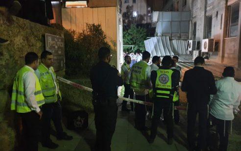 גופת אדם מבוגר אותרה בחדר חשמל בסמוך לפנימיית ישיבת פונוביץ – המשטרה פתחה בחקירה