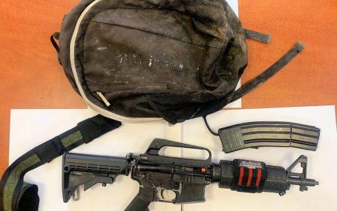 רמלה: רובה סער נתפס בחיפוש בבית בעיר