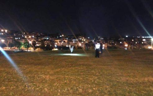 צרור בלוני נפץ חשודים אותר בבית שמש – חבלנים במקום
