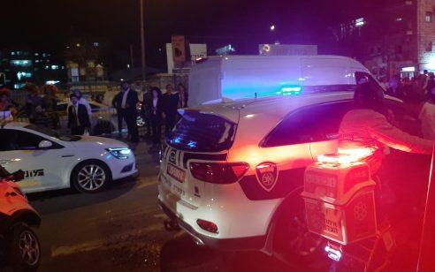 ירושלים: בן 32 נפצע מפיצוץ נפץ בידו בבר אילן – מצבו קל עד בינוני
