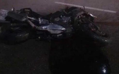 רוכב אופנוע כבן 35 נהרג לאחר שהחליק בכביש 1 סמוך למחלף השומרוני הטוב