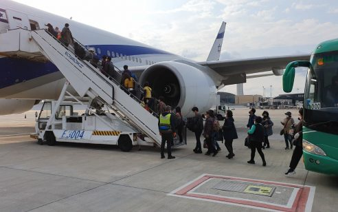 רשות האוכלוסין וההגירה: בשבועיים האחרונים עזבו את ישראל 145,796זרים, מתוכם 5,805 במהלך היממה האחרונה