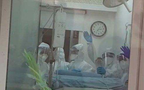 חולת קורונה בת 100 מרחובות נפטרה בבית חולים קפלן