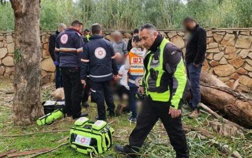 נהריה: בן 42 נפצע קשה מדקירות – עבריין מוכר נעצר