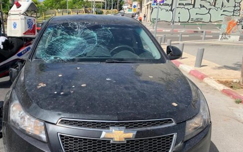 רוכב אופניים בן 36 נפצע בינוני בתאונה בתל אביב