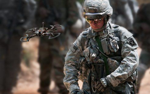 """צבא ארה""""ב התחיל פיילוט מבצעי עם רחפן מתקדם שפותח בהובלת מפא""""ת במשרד הביטחון"""