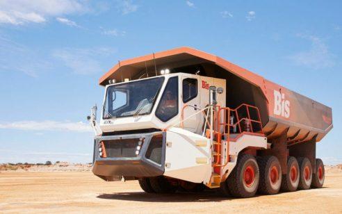 התעשייה האווירית מקימה חברת בת באוסטרליה עבור כלים אוטונומיים בתחום המכרות בשיתוף חברתBis
