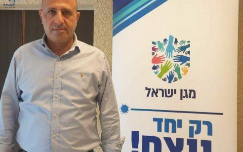 פרופ' גמזו, שר הבריאות וצמרת המשרד ייכנסו לבידוד לאחר שאיימן סייף ממטה ״מגן ישראל״ אובחן כחולה קורונה