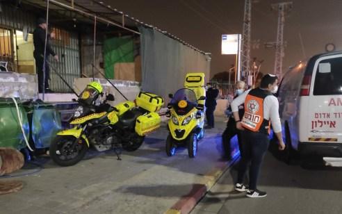 גבר כבן 30 נהרג באירוע אלימות בתל אביב – המשטרה פתחה  בחקירה