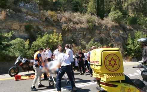 ירושלים: בת 25 אותרה סמוך לעין כרם כשהיא במצב קשה וסובלת מהיפותרמיה