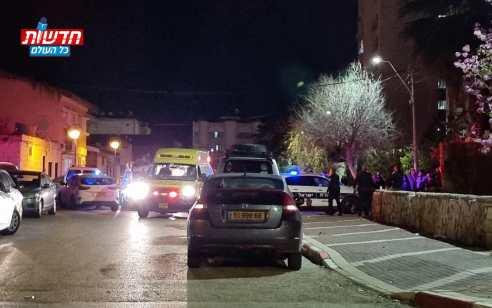 בית שאן: 2 פצועים בינוני וקל באירוע דקירות
